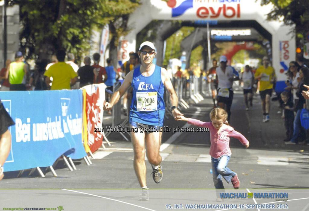 Günther Artner, Erste Group: Nicht nur an der Wiener Börse gab es im Jahr 2012 deutliche Steigerungen - mein Jahr der 3 Marathonrekorde , © beigestellt (31.12.2012)