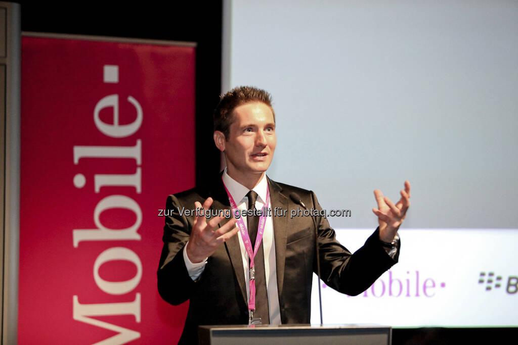 Josef Mantl: 2012 war für mich unternehmerisch das Jahr von mobile und der Verstärkung der 3 F: Fachpersonal, Fachkonferenzen, Fachpublikationen, © beigestellt (31.12.2012)