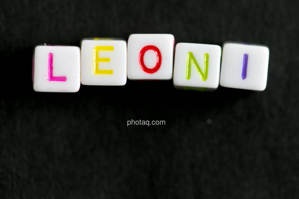 Leoni, © finanzmarktfoto.at/Martina Draper (13.06.2014)