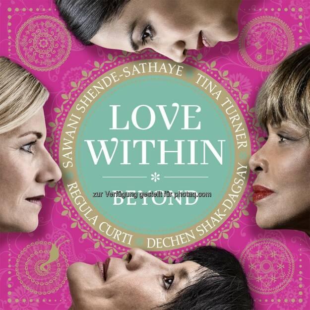 Tina Turner überrascht mit einem spirituellen Album - Beyond: Love within  , © Aussender (13.06.2014)