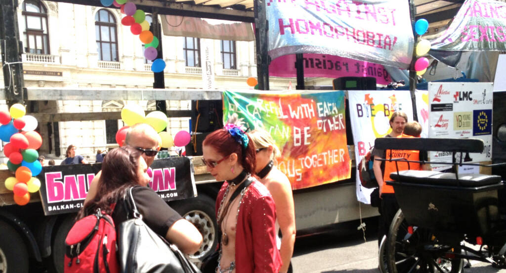 Regenbogenparade 2014 (14.06.2014)