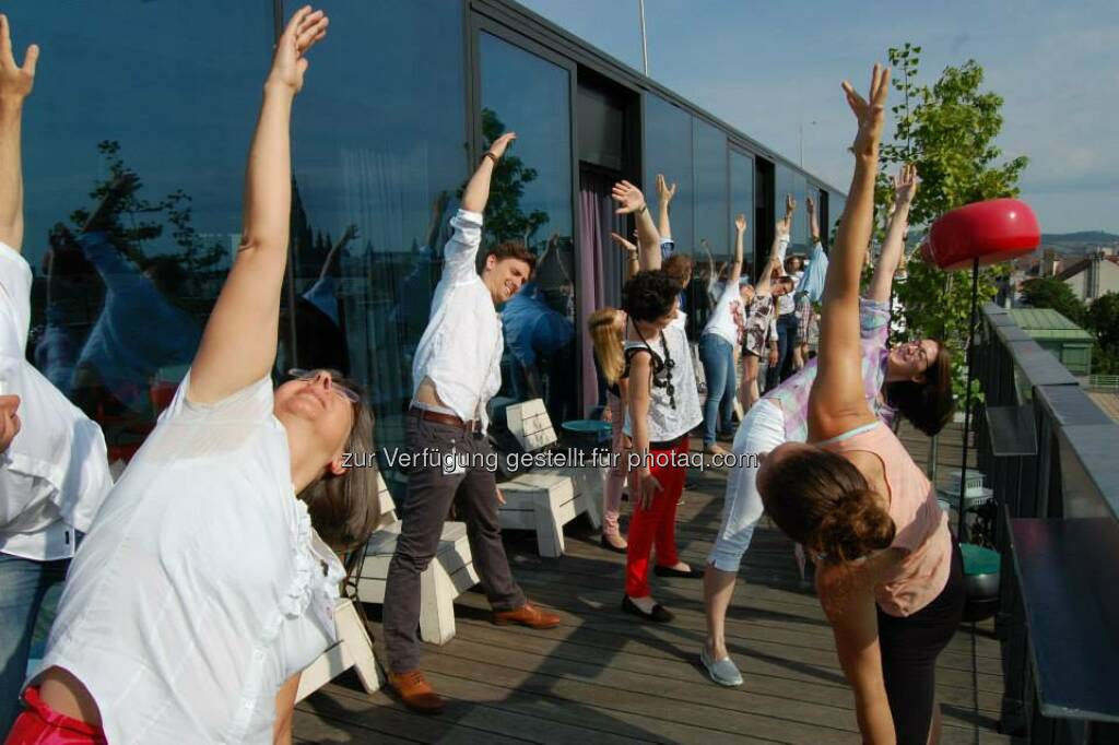 Mit Yoga Haimbl Carina Claudia (15.06.2014)