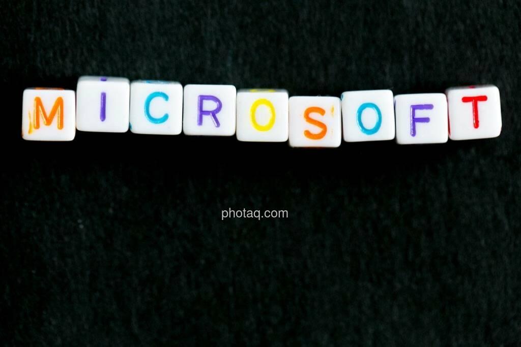 Microsoft, © finanzmarktfoto.at/Martina Draper (17.06.2014)