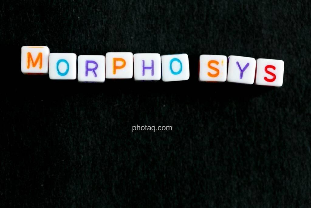 MorphoSys, © finanzmarktfoto.at/Martina Draper (17.06.2014)