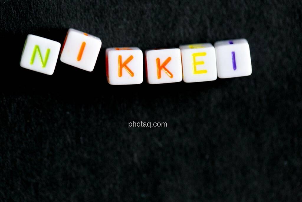 Nikkei, © finanzmarktfoto.at/Martina Draper (17.06.2014)