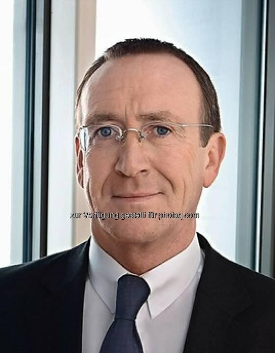 Beste Berater 2014 - Kerkhoff Consulting von brand eins ausgezeichnet: Gerd Kerkhoff, Vorsitzender der Geschäftsführung