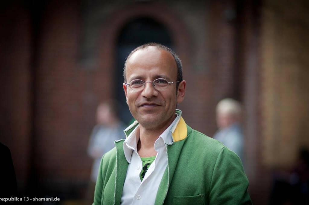 Michael Rajiv Shah, Marketing-Experte Xing, LinkedIn & Co. (19. Juni) - finanzmarktfoto.at wünscht alles Gute!, © entweder mit freundlicher Genehmigung der Geburtstagskinder von Facebook oder von den jeweils offiziellen Websites  (19.06.2014)