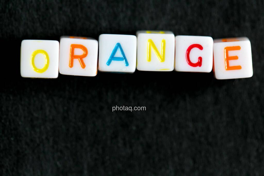 Orange, © finanzmarktfoto.at/Martina Draper (20.06.2014)