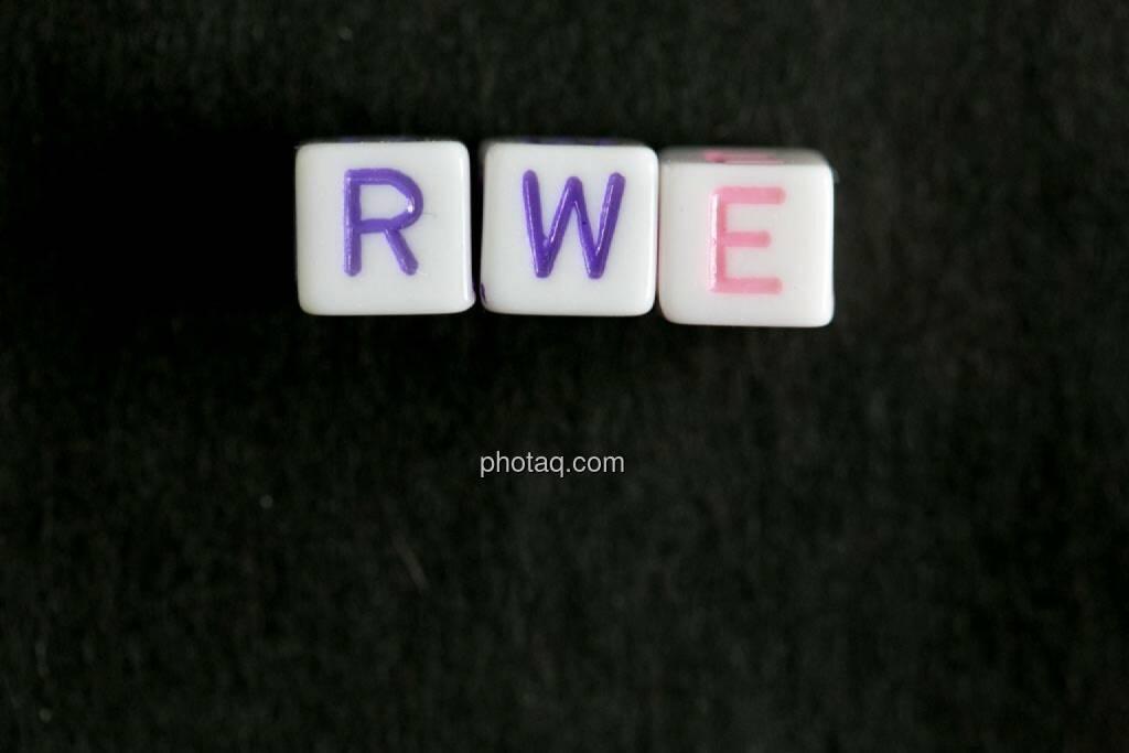 RWE, © finanzmarktfoto.at/Martina Draper (21.06.2014)