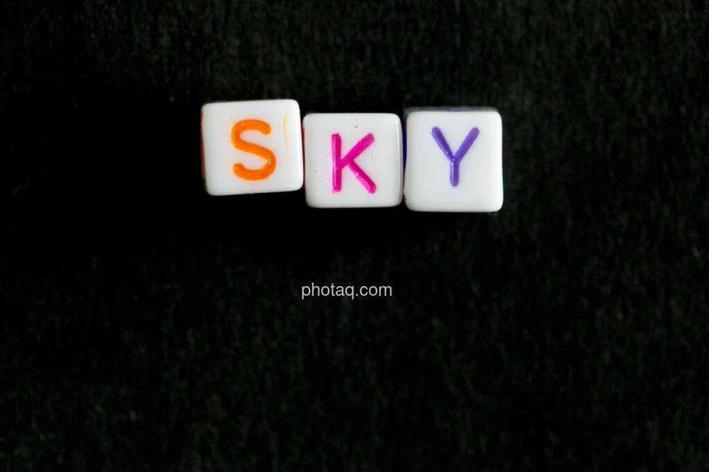 Sky, © finanzmarktfoto.at/Martina Draper (21.06.2014)