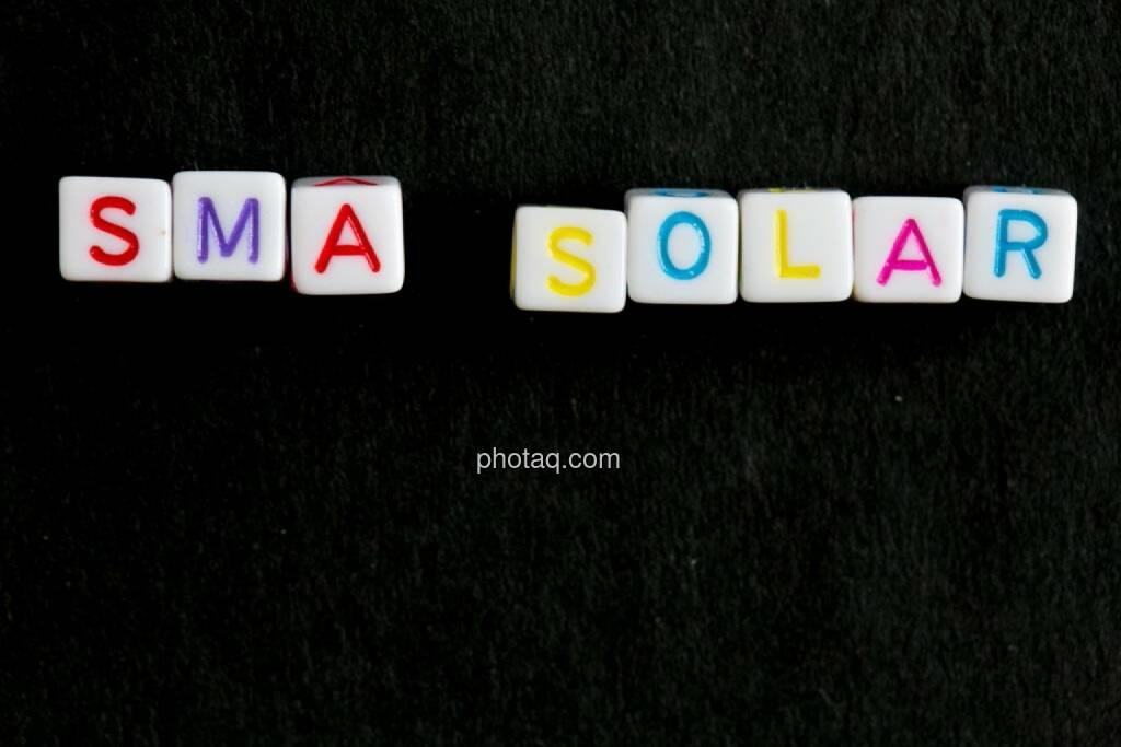 SMA Solar, © finanzmarktfoto.at/Martina Draper (21.06.2014)