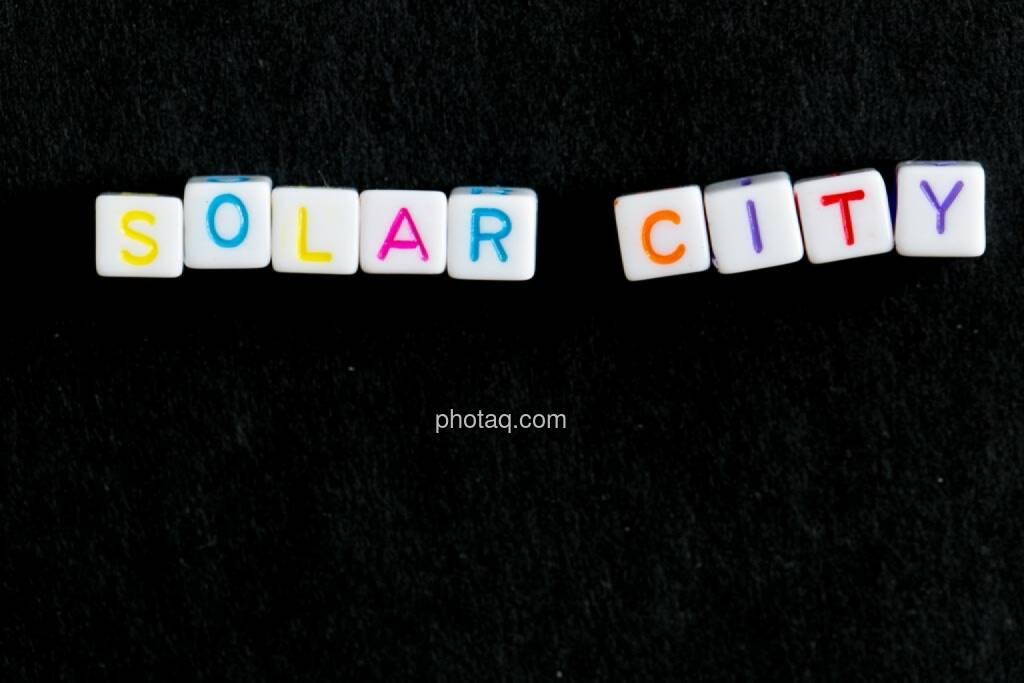 Solar City, © finanzmarktfoto.at/Martina Draper (21.06.2014)