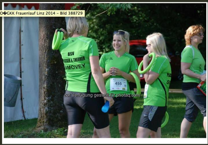 Smovey, OÖGKK Frauenlauf Linz 2014