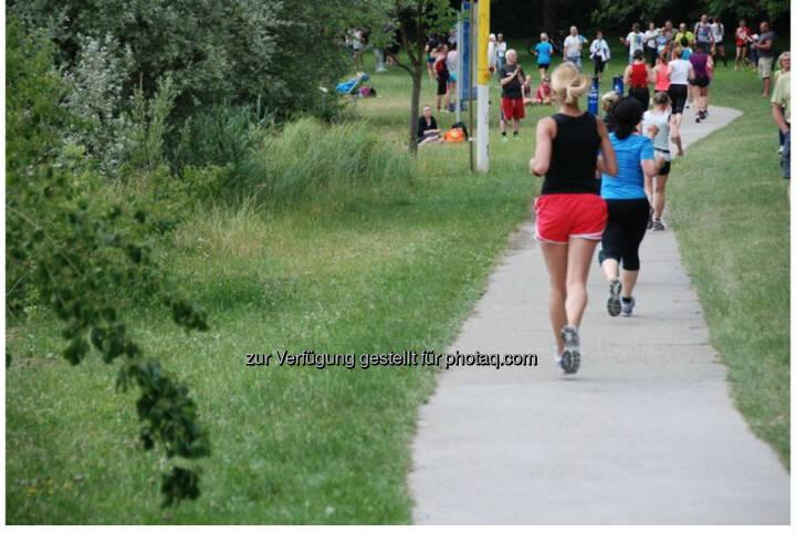 OÖGKK Frauenlauf Linz 2014