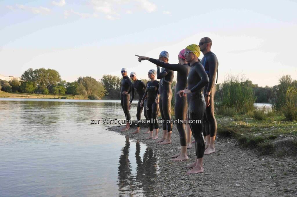Schau, Richtung: Tristyle-Vereinstraining Freiwasserschwimmen, © www.tristyle.at (21.06.2014)