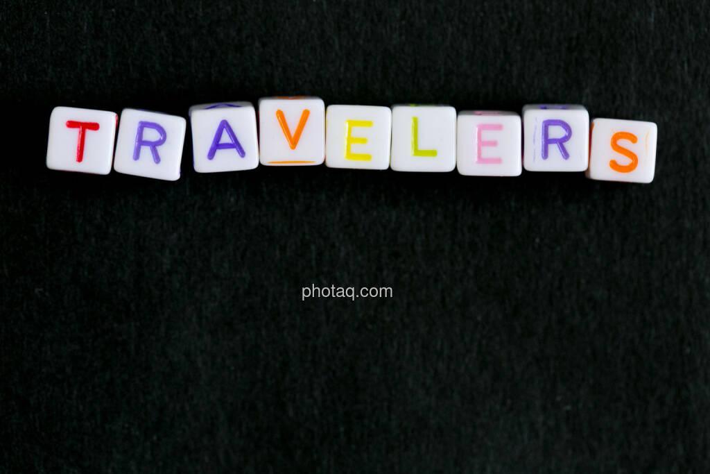 Travelers, © finanzmarktfoto.at/Martina Draper (23.06.2014)