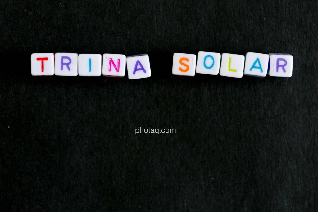 Trina Solar, © finanzmarktfoto.at/Martina Draper (23.06.2014)