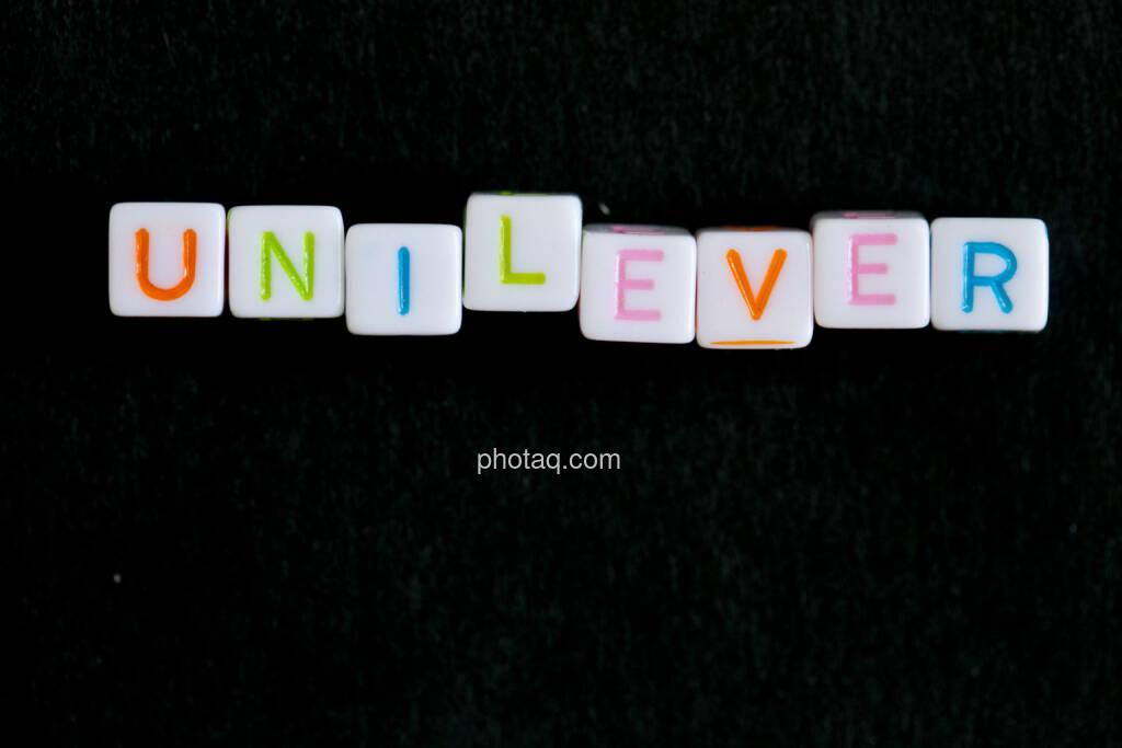 Unilever, © finanzmarktfoto.at/Martina Draper (23.06.2014)