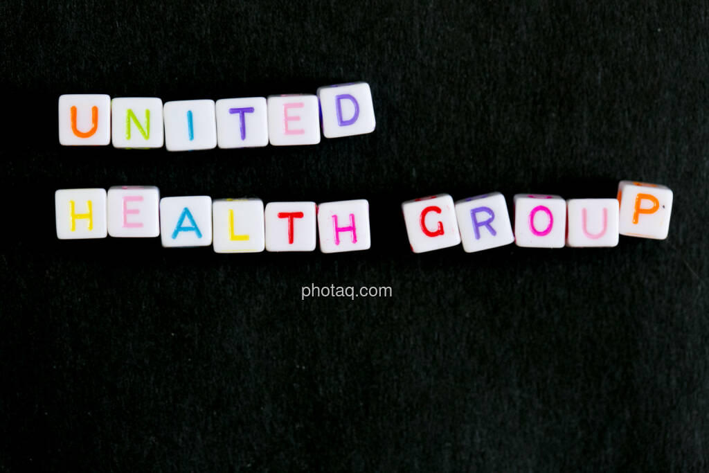 United Health Group, © finanzmarktfoto.at/Martina Draper (23.06.2014)