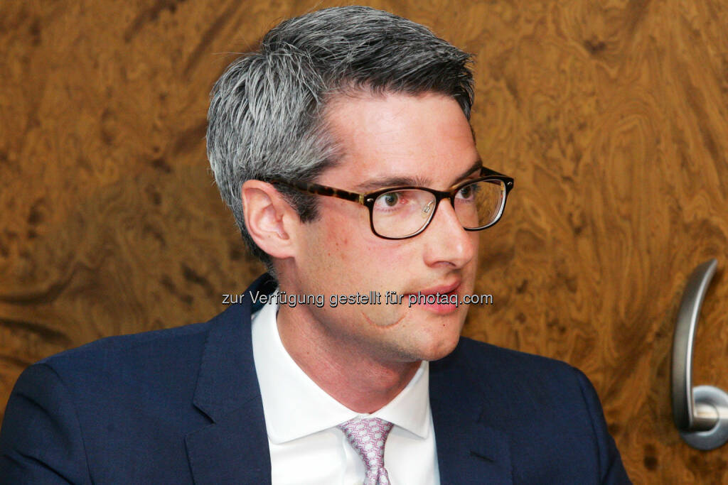 Thomas Thurner (Executive Director, Morgan Stanley) (Bild: Peter Hautzinger) (24.06.2014)