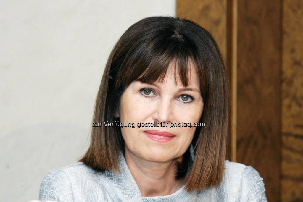 Birgit Kuras (Mitglied des Vorstandes, Wiener Börse) (Bild: Peter Hautzinger) (24.06.2014)