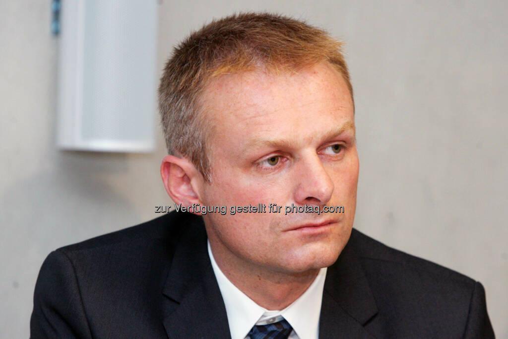 Andreas Schoberleitner (Vice President Finance, FACC) (Bild: Peter Hautzinger) (24.06.2014)