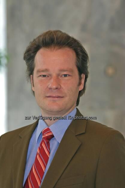 Uniqa: Gregor Bitschnau ist als Pressesprecher neu im Team von Norbert Heller (c) beigestellt (25.06.2014)