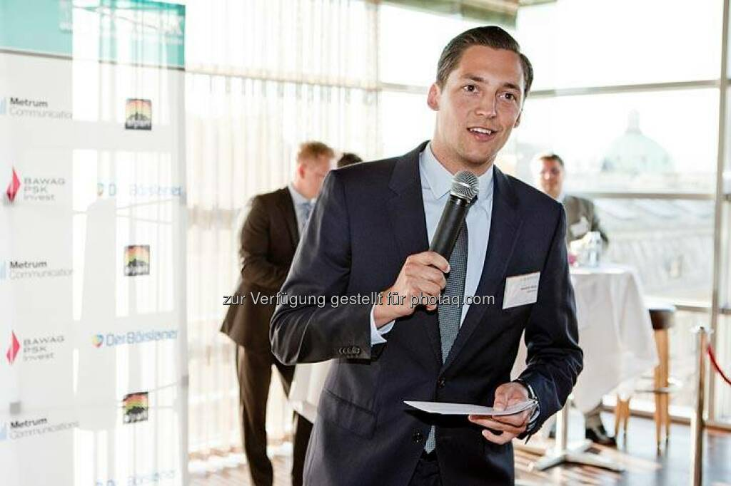 Dominik Hojas (Bild: DerBörsianer) (25.06.2014)