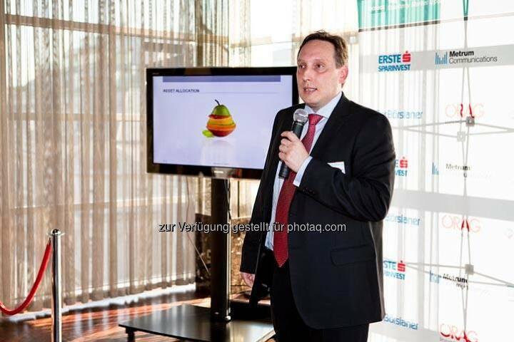 Bernhard Greifeneder (Bawag PSK Invest) (Bild: DerBörsianer)