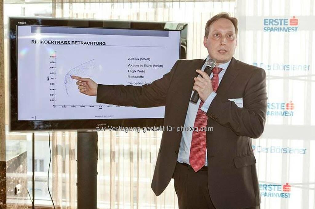 Bernhard Greifeneder (Bawag PSK Invest) (Bild: DerBörsianer) (25.06.2014)