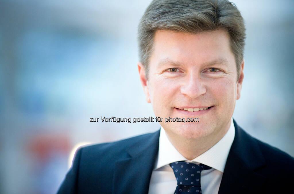 Thomas Heidenhofer neuer Country Manager Unibail-Rodamco Österreich (Bild: www.andibruckner.com) (26.06.2014)