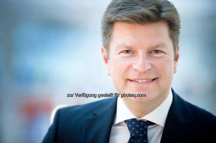 Thomas Heidenhofer neuer Country Manager Unibail-Rodamco Österreich (Bild: www.andibruckner.com)