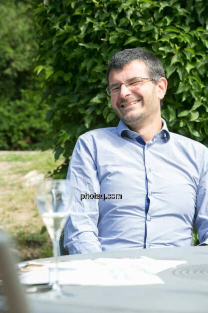 Andreas Wölfl (Argentarius, ETI), © photeq/Martina Draper (27.06.2014)