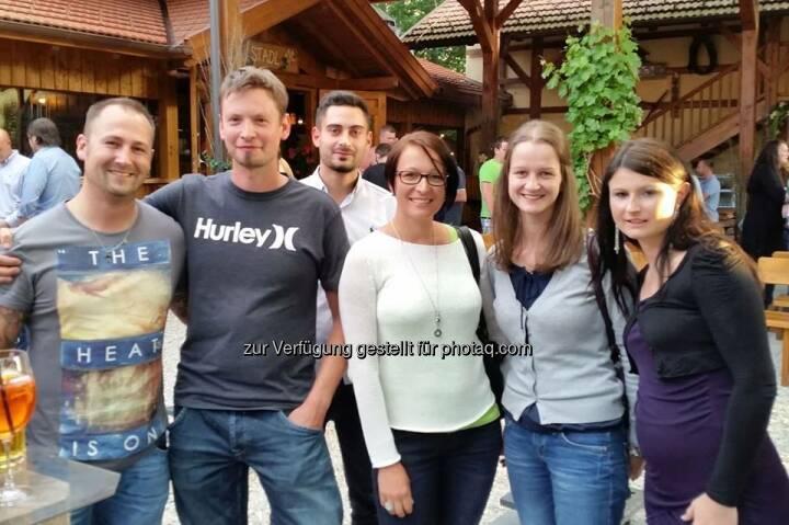 FACC : Die Einstandsfeier 2014 der FACC Angestelltenbelegschaft am Loryhof war wieder ein gelungenes Fest. Danke an alle Kolleginnen und Kollegen des Organisationsteams Source: http://facebook.com/faccag