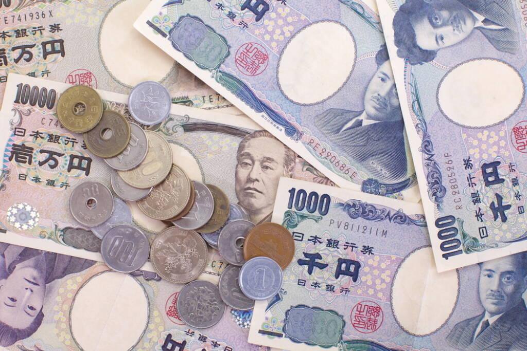 Yen Japan Tokio http://www.shutterstock.com/de/pic-164166002/stock-photo-japanese-yen-notes-currency-of-japan.html (Bild: www.shutterstock.com) (29.06.2014)