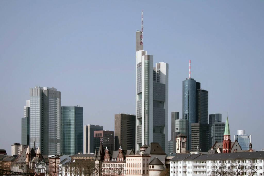 Skyline Frankfurt, http://www.shutterstock.com/de/pic-9431374/stock-photo-skyline-of-frankfurt.html (Bild: www.shutterstock.com) (30.06.2014)