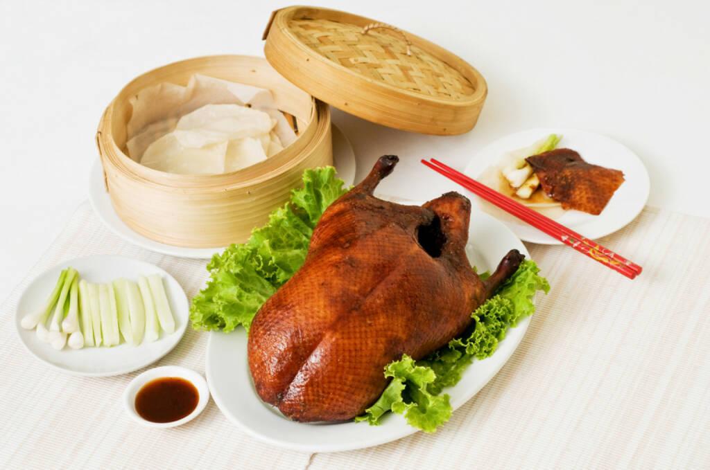 Peking Ente, China, http://www.shutterstock.com/de/pic-113183161/stock-photo-peking-duck-set.html , © (www.shutterstock.com) (30.06.2014)