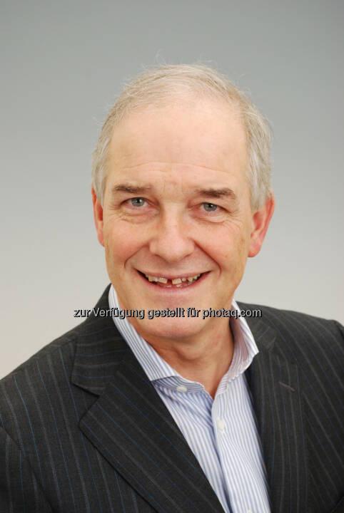 Der neue Geschäftsführer der Volkshilfe Wien, Otto Knapp