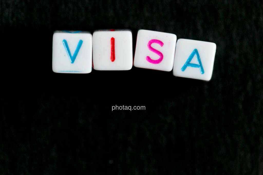 Visa, © photaq/Martina Draper (30.06.2014)