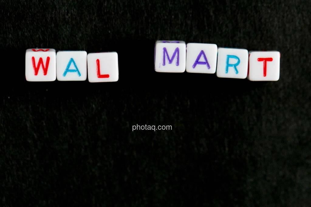 Wal Mart, © photaq/Martina Draper (30.06.2014)