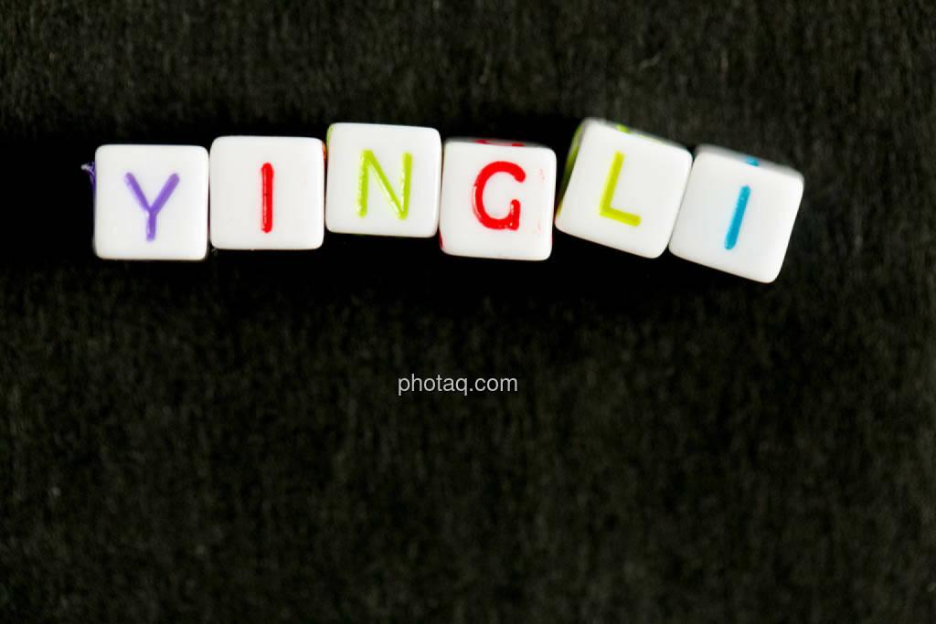 Yingli, © photaq/Martina Draper (30.06.2014)
