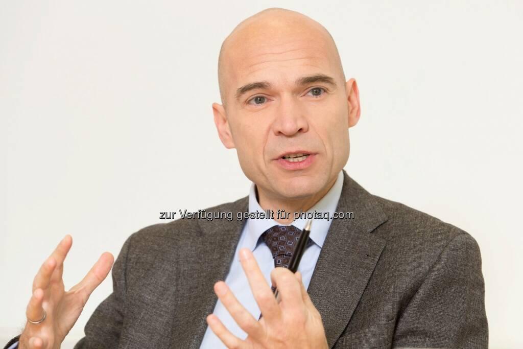 Marcus Müllner ist Geschäftsführer der neuen Peri Change GmbH, © Aussender (01.07.2014)