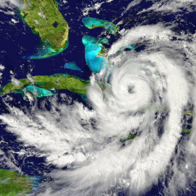 Hurrican, Unwetter, Front, stürmisch, es braucht sich was zusammen, zusammenbrauen, turbulent, © (www.shutterstock.com) (01.07.2014)