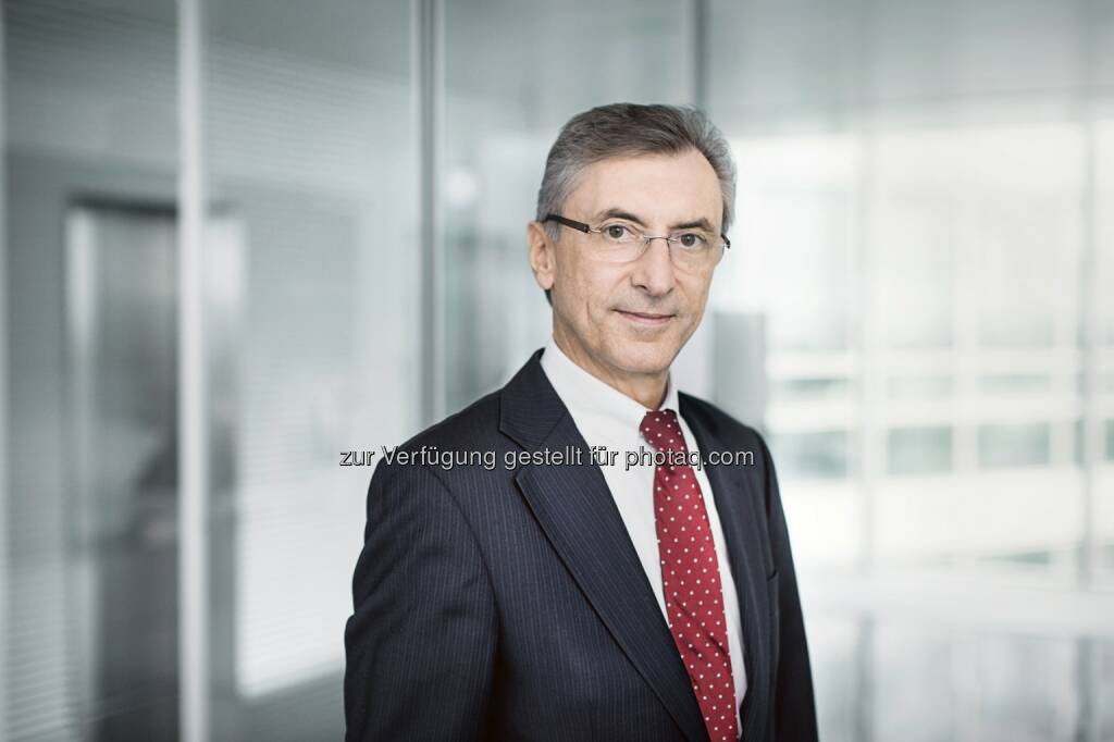 Thomas Birtel, Vorstandsvorsitzender Strabag : Alle Vorstandsmandate bis Ende 2018 verlängert , © Aussender (02.07.2014)
