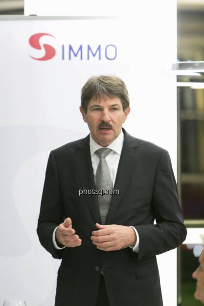 Ernst Vejdovszky (S Immo) , © Martina Draper (15.12.2012)