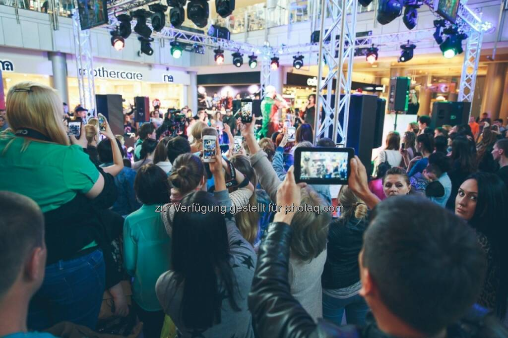 Fashion Day in Goodzone/Immofinanz, © Immofinanz (03.07.2014)