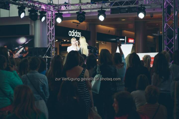 Fashion Day in Goodzone/Immofinanz