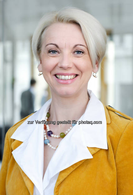 Neos Lab Präsidentin Angelika Mlinar (05.07.2014)