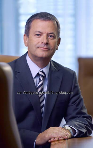 Peter Zöllner: Von der BIZ zum Chef ihrer Bankabteilung bestellt (Foto: OeNB) (07.01.2013)