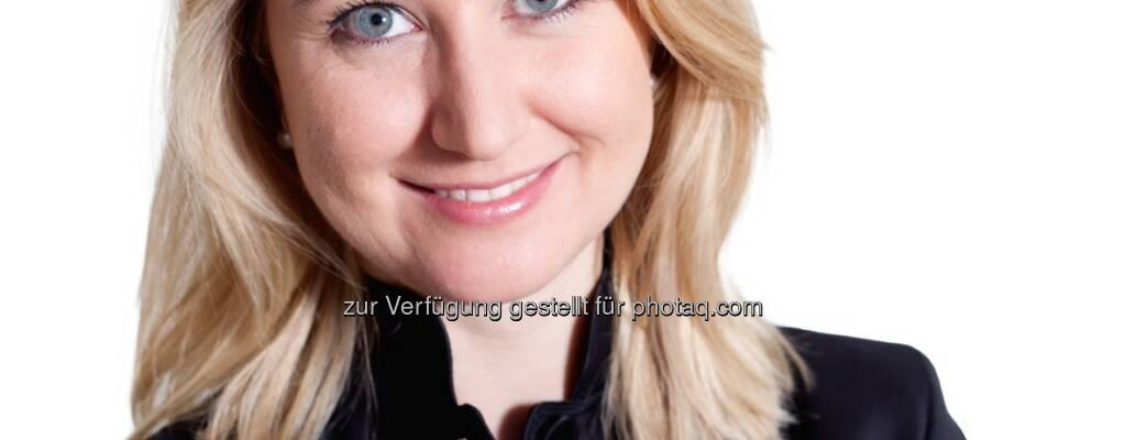 Katharina Skarabela ist nach dem Abgang von Paul Rettenbacher für die Kommunikation der börsenotierten THI AG zuständig (c) http://www.skarabela-communications.com, © Aussender (05.07.2014)